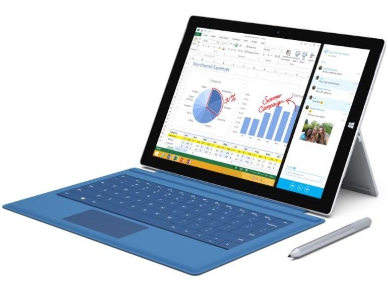 Surface Pro 3 : la tablette qui veut remplacer le portable