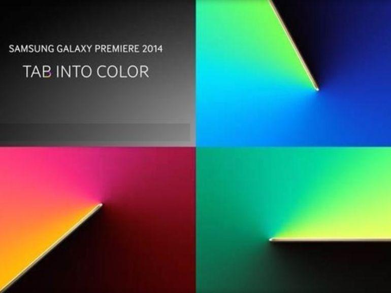 Les nouvelles tablettes Samsung Galaxy Tab S présentée le 12 juin ?