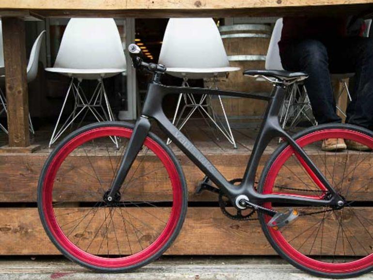 Vanhawks Valour, le vélo entre dans le monde connecté