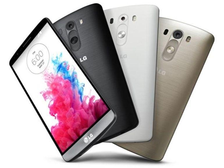 Le LG G3 aura droit à Android Lollipop