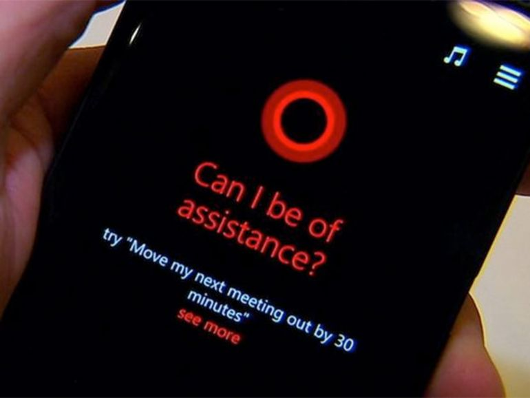 Cortana serait porté sur iOS et Android