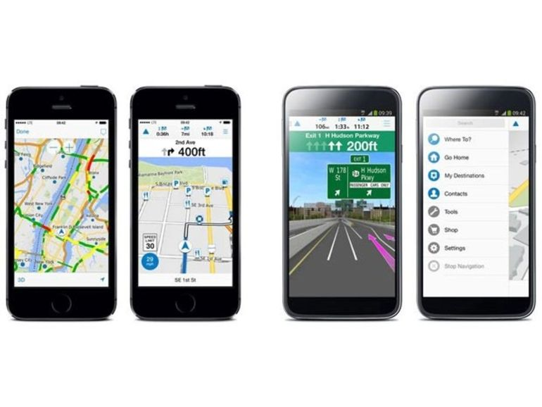 Garmin Viago, l'alternative à la navigation de Google Maps