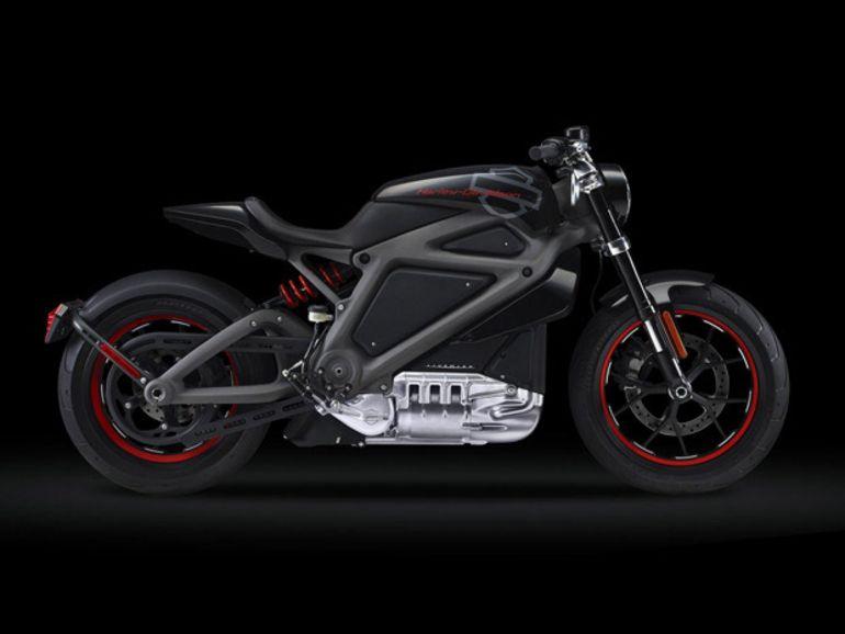 Révolution électrique chez Harley Davidson