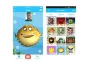 Pocket Avatars pour iOS et Android : une application de messagerie étonnante signée Intel