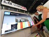 LG : une nouvelle version de WebOS pour les Smart TV en 2015