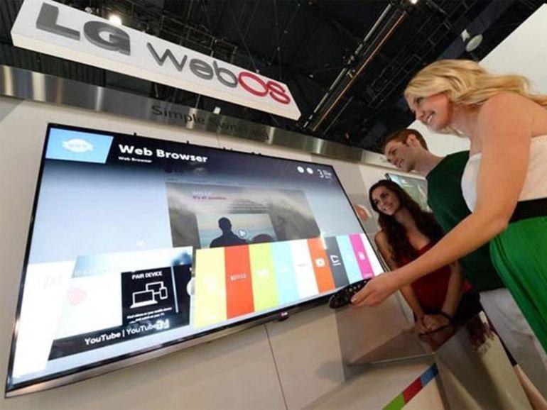 CES 2015 - LG présentera WebOS 2.0 pour ses Smart TV