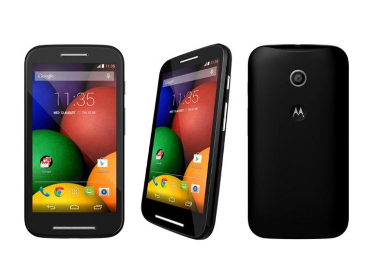 Soldes : Motorola Moto E à 79€