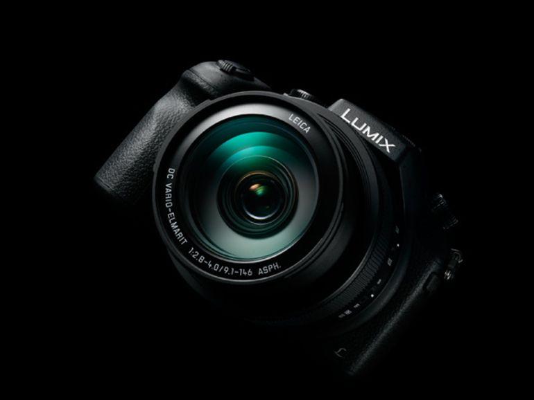 Lumix FZ1000 : le Bridge expert de Panasonic filme en 4K