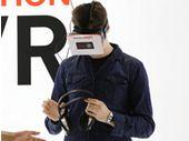 Le casque Samsung Gear VR dévoilé à l'IFA