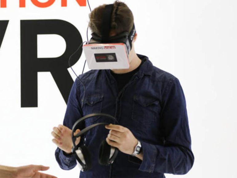 Samsung : le casque de réalité virtuelle pourrait porter le nom de Gear VR