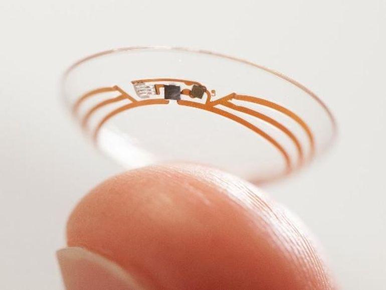 Les lentilles connectées de Google destinées aux diabétiques ne verront jamais le jour