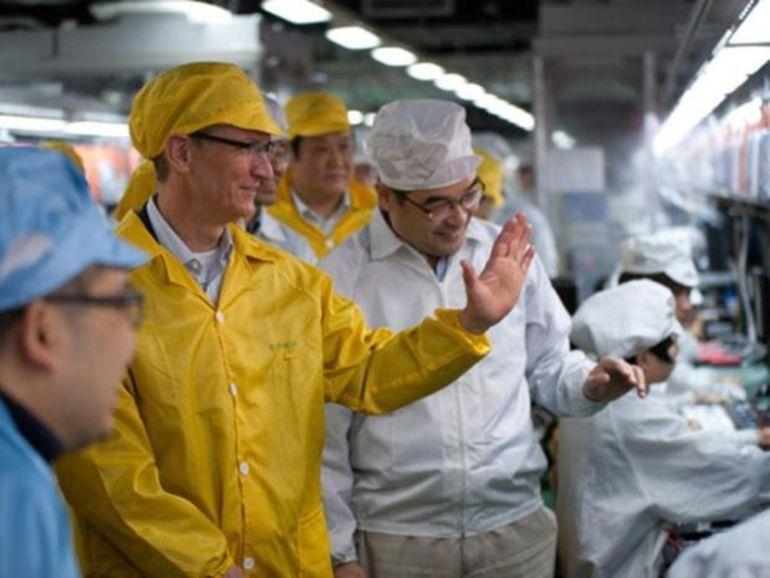 iPhone 6, lancement de la production imminente !