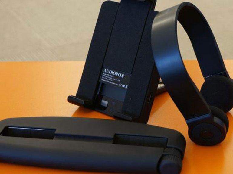 Audiovox transforme votre tablette en système multimédia de voiture