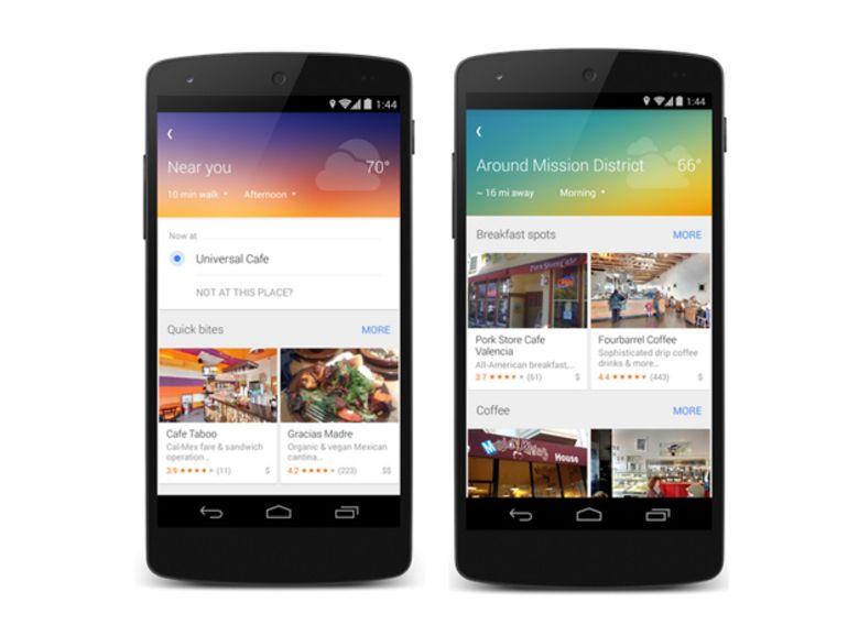 """Google Maps se dote d'une nouvelle fonction """"Explore"""""""