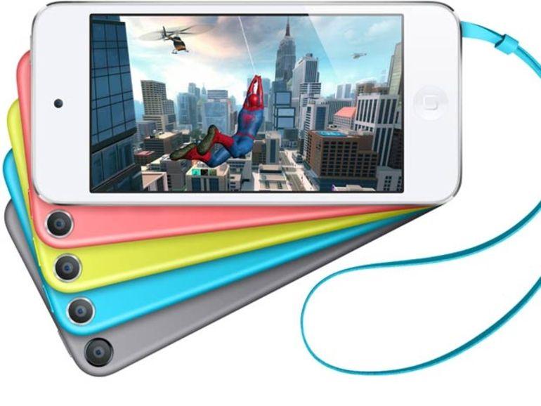 iPod touch : Apple casse les prix et modernise le modèle 16 Go