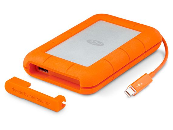 LaCie Rugged Thunderbolt (SSD)