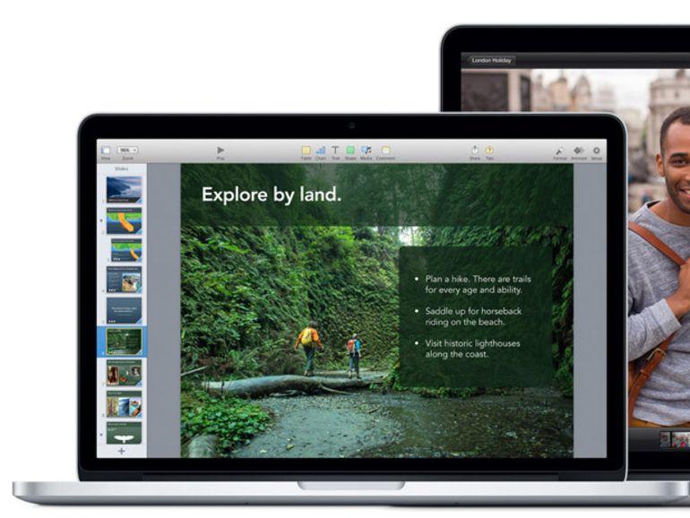 Apple : nouveaux MacBook Pro Retina