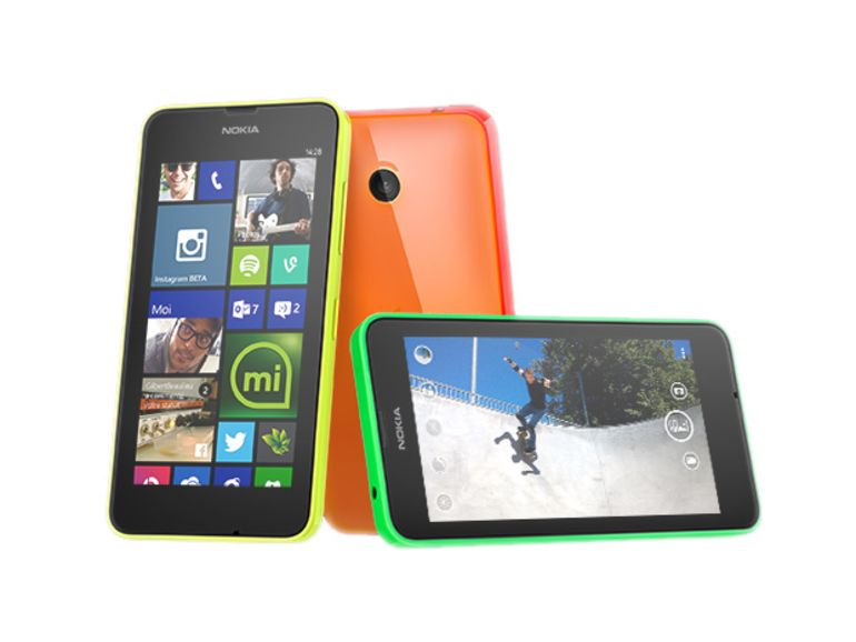Bon plan : un Nokia Lumia 635 et 530 pour seulement 99€