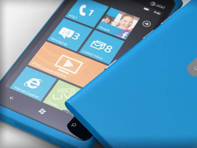 Microsoft prépare deux smartphones dont un pour les selfies