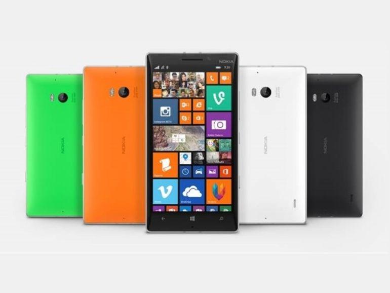 Le Nokia Lumia 930 est disponible en France à 549 euros