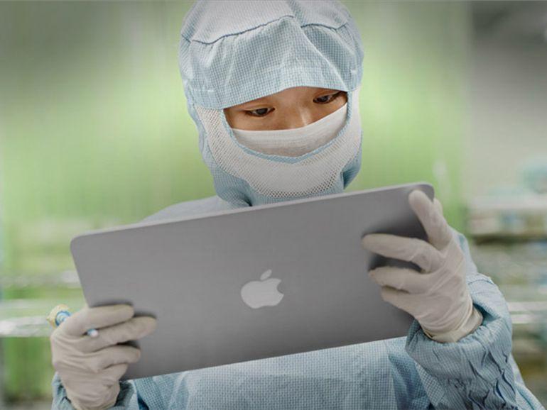 Apple bannit le benzène et l'hexane dans la fabrication de ses produits