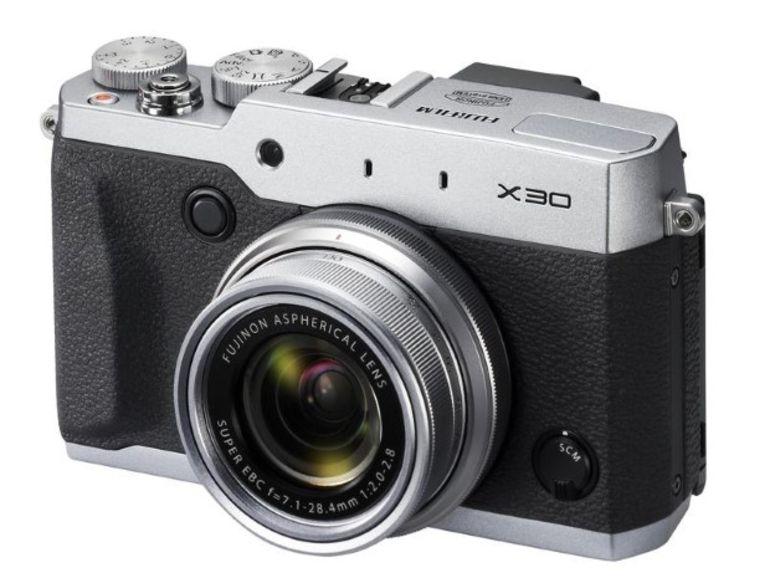 Fujifilm dévoile son nouveau compact expert X30