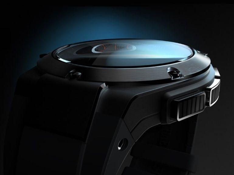 Gilt dévoile une montre connectée signée HP et dessinée par Michael Bastian
