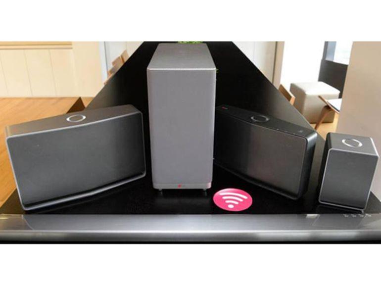 IFA 2014 - LG lance le LG Music Flow, son système Hi-Fi multiroom sans fil