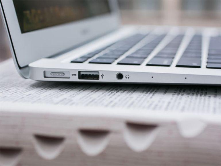 MacBook Air 12 pouces : Apple sacrifierait la connectique sur l'autel de la finesse