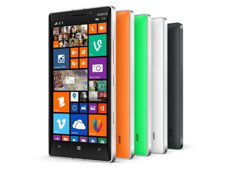 Soldes : Lumia 930 à 329€