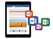 Office pour iPad : nouveautés des versions 1.1 d'Excel, Word et Powerpoint