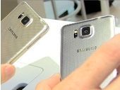 Prise en main vidéo du Samsung Galaxy Alpha, notre avis sur le concurrent de l'iPhone 6