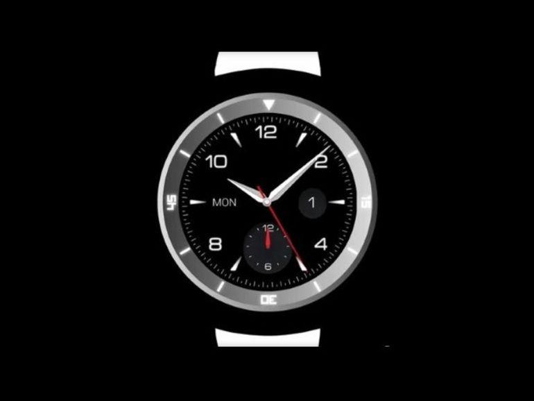 IFA 2014 - La nouvelle G Watch de LG disposera d'un boîtier rond