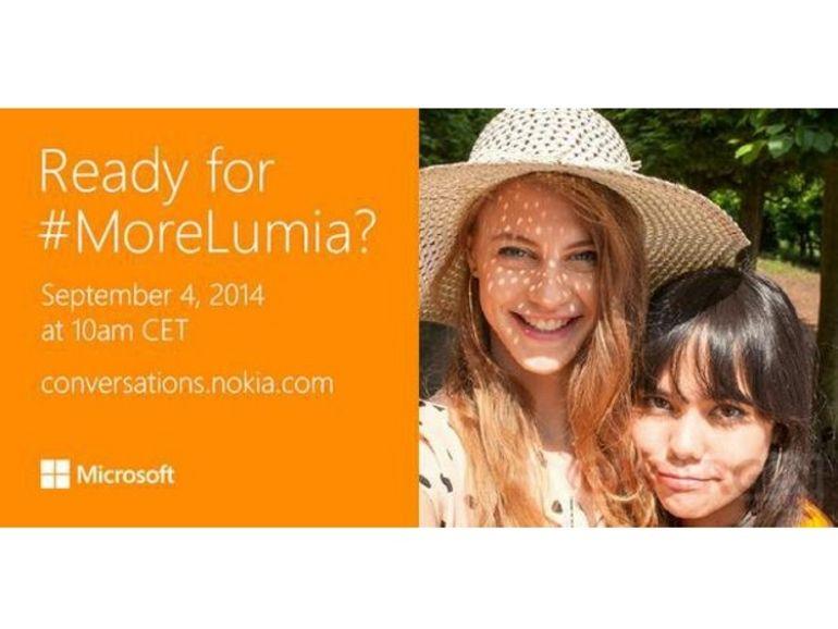 IFA 2014 – Le Nokia Lumia 730 spécialisé dans les selfies