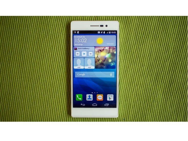 IFA 2014 : Le Huawei Ascend P7 arrive avec écran saphir !