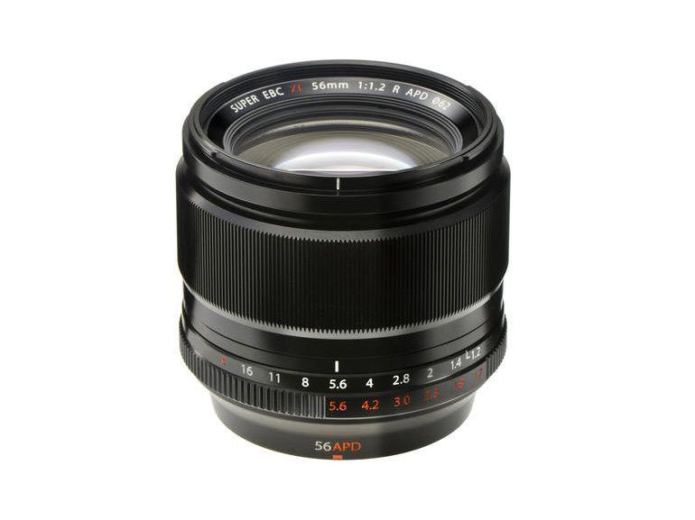 Photokina 2014 - FUJINON ajoute un filtre d'apodisation à son 56 mm 1.2 R