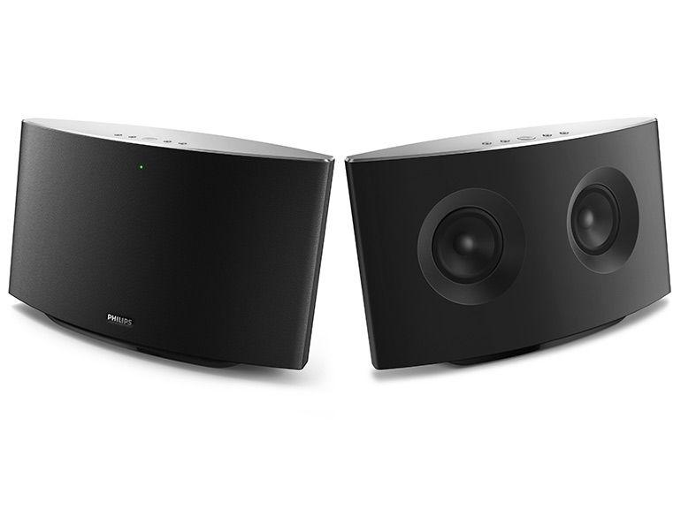 IFA 2014 - Philips SW700M et SW750M : enceintes sans fil multiroom intégrant Spotify