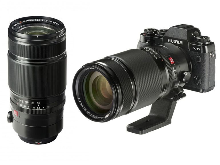 Photokina 2014 - un zoom FUJINON 50-140 mm F2.8 pour la série X