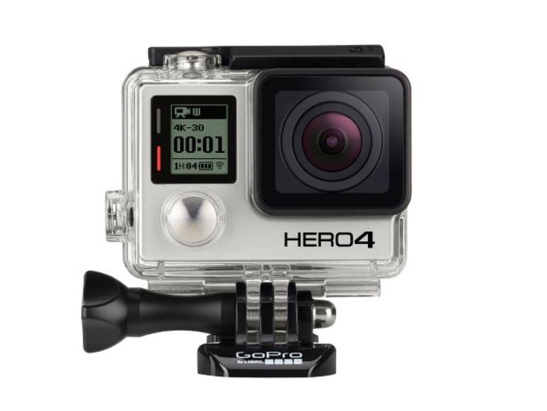 La gamme GoPro HERO4 introduit la vidéo en 4K