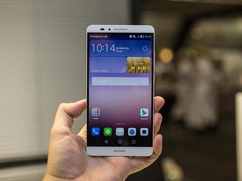 IFA 2014 - Huawei annonce l'Ascend Mate 7, une Phablet sans complexe !