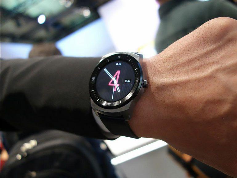 Une montre connectée sous WebOS chez LG ?