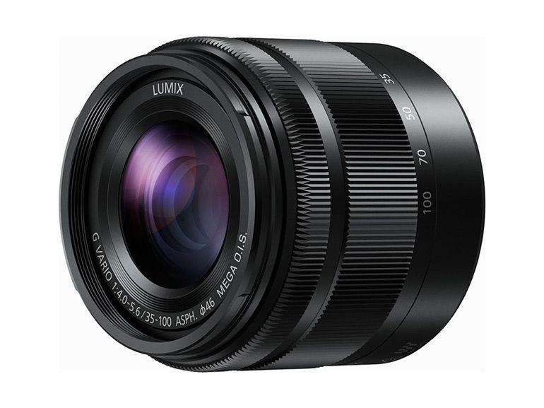 Photokina 2014 - LUMIX G VARIO 35-100 mm F4.0-5.6, le premier objectif téléobjectif ultra-compact