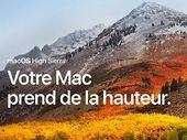 macOS High Sierra 10.13.4 est disponible pour tous, voici les nouveautés