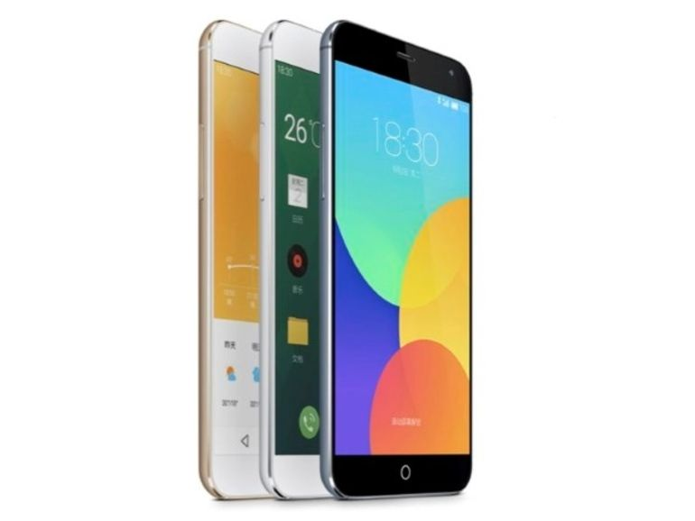 Meizu MX4 : smartphone Android 4G aux airs d'iPhone 6