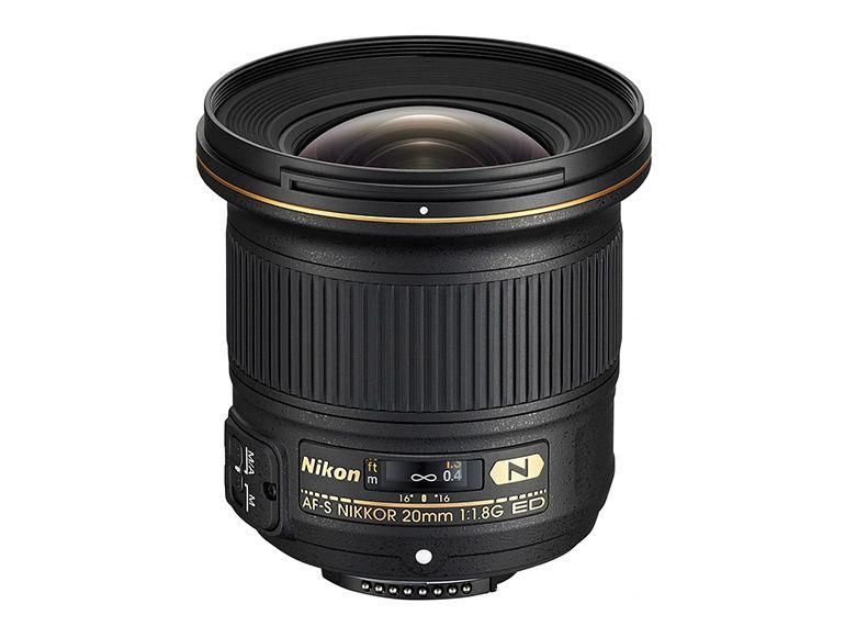 PHOTOKINA 2014 - Nikkor 20 mm 1.8 : un nouvel objectif ultra grand angle lumineux