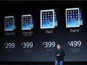 Les nouveaux iPad dévoilés le 21 octobre ?