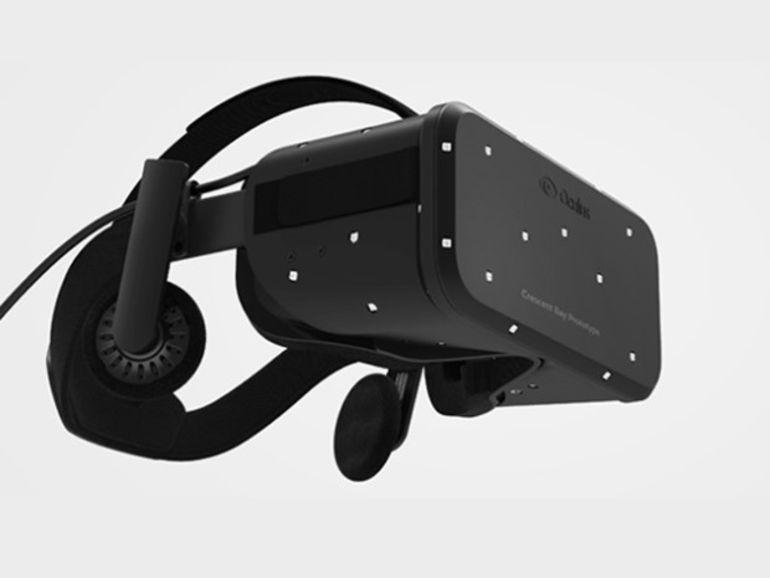 Oculus VR dévoile le Crescent Bay, un nouveau prototype de casque de réalité augmentée