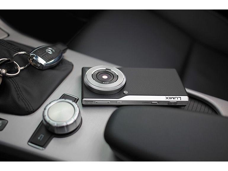 Photokina 2014 - Panasonic Lumix CM1, un appareil photo compact expert et smartphone
