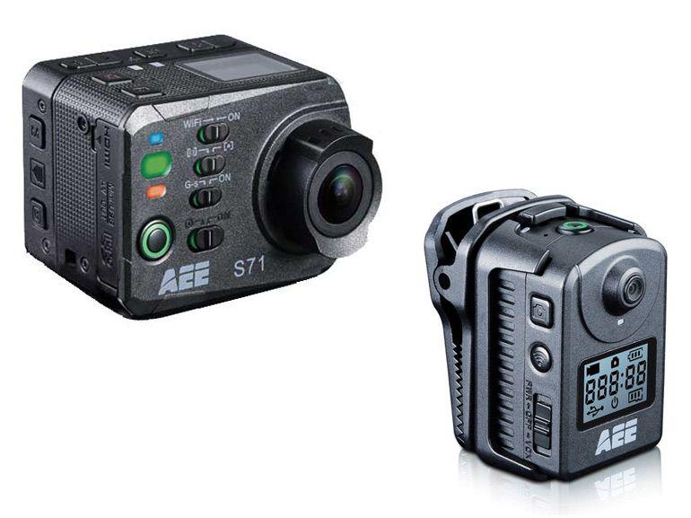 Photokina 2014 - PNJ ajoute deux nouveaux modèles à sa gamme de caméras d'action