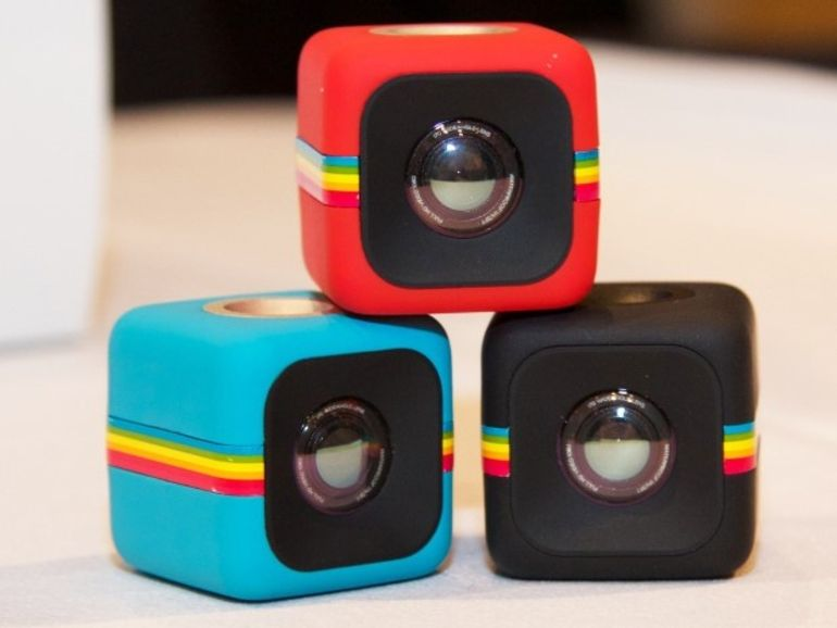 Polaroid dévoile sa caméra d'action Cube à 99 dollars